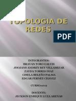 TOPOLOGIA DE REDES (itsi)