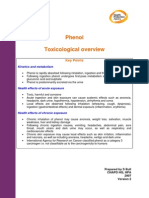 Hpa Phenol Toxicological Overview v2