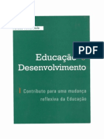 Educ e Desenv de Teresa Ambrósio