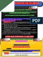 Propaganda Del Culto Unificado. 24 de Dic 2013