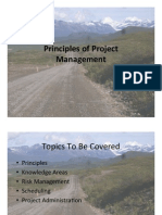 AKTTAP Macalady Principles of Project Management