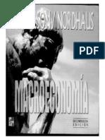 Samuelson, Paul a.-nordhaus, William D. - Macroeconomia