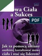 Łukasz Milewski - Mowa ciała a sukces - Ebooki Psychologia