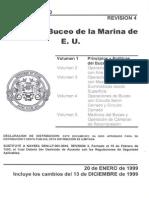 manual de buceo de la marina de e u - tomo i- principios y políticas de buceo - 1999 (esp) (¿¿¿ pgs)