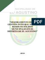 PIP El Agustino
