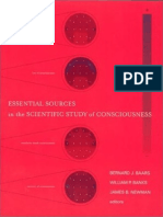 Baars, Banks, Newman - Essential Sources in the Scientific Study of Consciousness