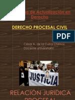 Derecho Procesal Civil - UNIDAD II