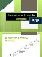 Proceso de la venta personal - Plan visita.ppt