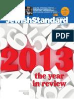 New Jersey Jewish Standard - Dec. 27, 2013