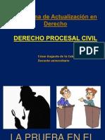 Derecho Procesal Civil - UNIDAD IV