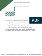 EDAMI Apertura Española.Variante del cambio diferido
