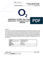 O2RD_09_xx Definition of RNC KPI Transport & Hardware RU10 Draft A