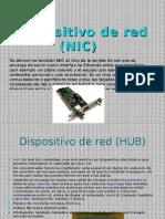 Dispositivo de Red (Hub