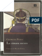 Perec Georges - La cámara oscura