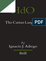 Carian Inscriptions