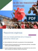 Perspectivas de las reacciones orgánicas_2014