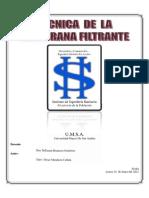 Informe Microbiologia - Laboratorio 8