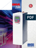 Microdiver Elite Especificaciones