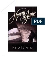 Nin, Anais - Henry Y June