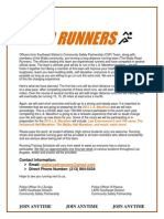 Roadrunners Flyer