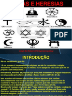 (1) SEITAS E HERESIAS - Celso do Rosário Brasil