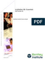 MicroStation V8i SS3 Essentials