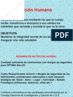 Nutricion Humana - Dra. Gil
