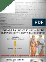 Lógica Clásica 3º Medio Común