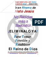 El Gran Rhema de Cristo Jesus