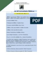 Perguntas & Curiosidades Bíblicas - Celso Brasil