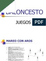 PRESENTACION BALONCESTO JUEGOS