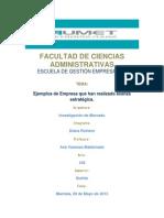 Alianza estratégica entre Televisa y Genomma Lab