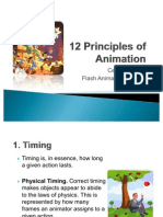 12 Principles of Animation