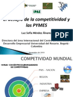 El Desafio de La Competitividad y Las PYMES