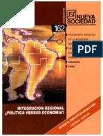 Integracion y Seguridad Regional