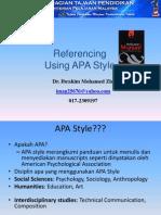APA style 1