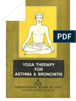 Yoga Therapy for Asthma & Bronchitis