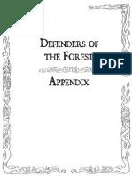 DotF Appendix