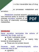 5. Drug Metabolism