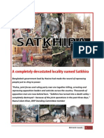 A Completely Devastated Locality Named Satkhira
