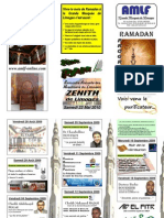 Plaquette Ramadan 1430
