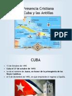 Iglesia cubana y haitiana.pptx