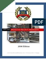 Protective Security Awarness Copy