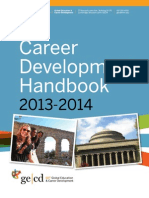 Career Development Handbook 2013-14