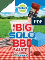 The Big Solo Bbq Sauce Cookbook