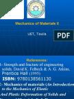 Mechanics of Materials II(1)