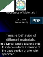 Mechanics of Materials II(2)