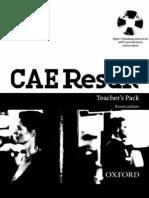 CAE Result Teachers Book