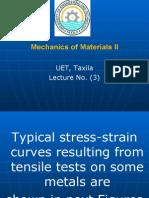 Mechanics of Materials II(3)