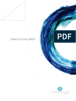 Brightwater Salary Surveys ROISalary Survey 2013